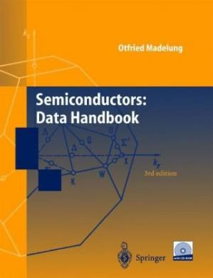 Kitap kapağı Semiconductors: Data handbook (CD-ROM)
