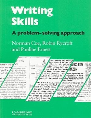 Buchdeckel Writing Skills: A Problem-Solving Approach for Upper-Intermediate and More Advanced Students