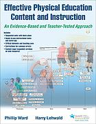 Book cover Effective physical education content and instruction