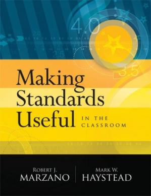 A capa do livro Making Standards Useful In The Classroom