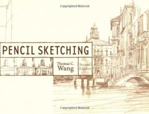 Book cover Pencil Sketching, 2nd Edition