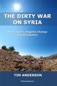 Book cover The Dirty War on Syria