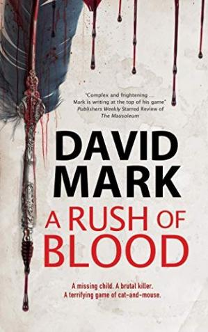 Book cover A Rush of Blood