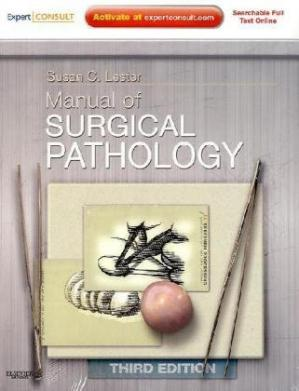 Обложка книги Manual of Surgical Pathology: Expert Consult - Online and Print, 3e