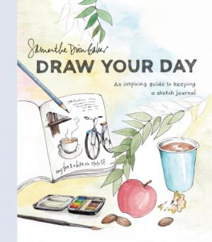 Portada del libro Draw Your Day: An Inspiring Guide to Keeping a Sketch Journal