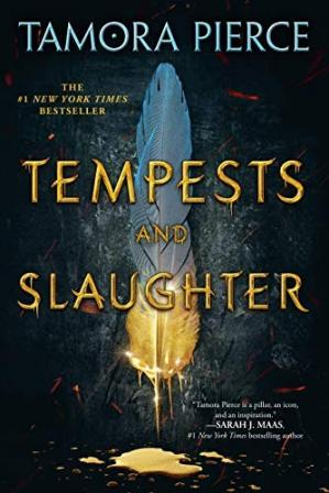 Book cover Tempests and Slaughter