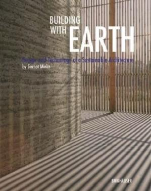 Sampul buku Building with Earth: Design and Technology of a Sustainable Architecture
