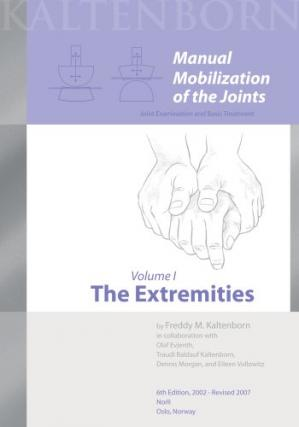Book cover Manual Mobilization of the Joints: Vol I The Extremities (6th Edition)