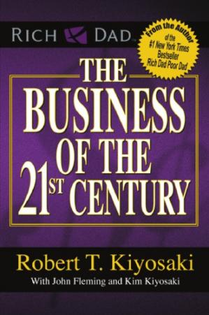 Book cover The business of the 21st century