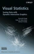 पुस्तक कवर Visual Statistics: Seeing Data with Dynamic Interactive Graphics (Wiley Series in Probability and Statistics)