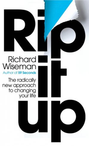 Book cover Rip It Up : Forget positive thinking, it's time for positive action