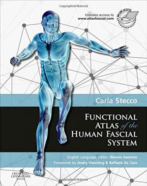 Book cover Functional Atlas of the Human Fascial System