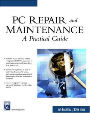 Book cover PC Repair and Maintenance: A Practical Guide