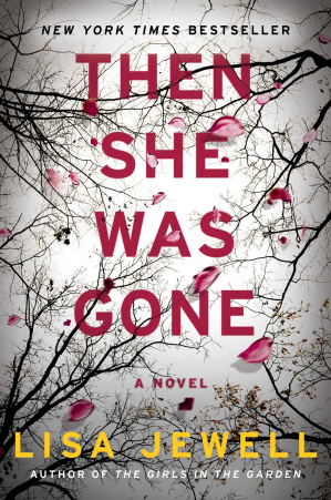 বইয়ের কভার Then She Was Gone: A Novel
