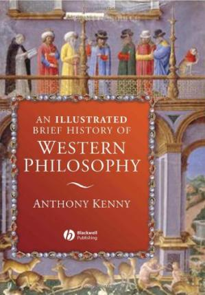 Обложка книги An Illustrated Brief History of Western Philosophy