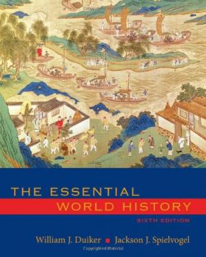 Book cover The Essential World History
