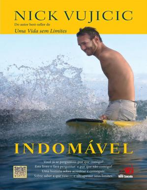 Book cover Indomável