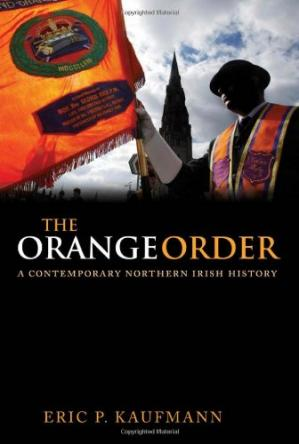 Sampul buku The Orange Order: A Contemporary Northern Irish History
