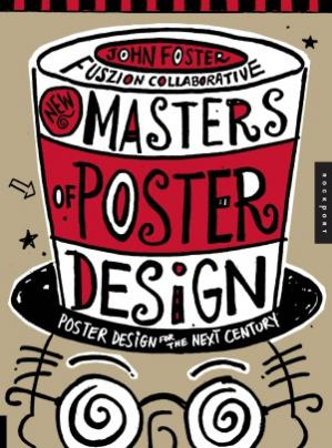 Book cover New Masters of Poster Design