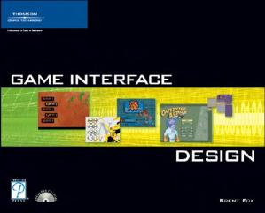 Book cover Game Interface Design