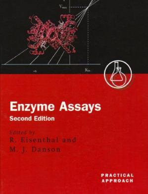 Book cover Enzyme Assays: A Practical Approach