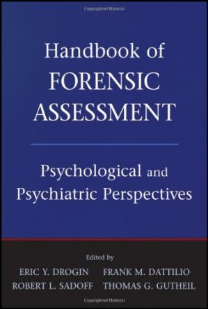 Copertina Handbook of Forensic Assessment: Psychological and Psychiatric Perspectives