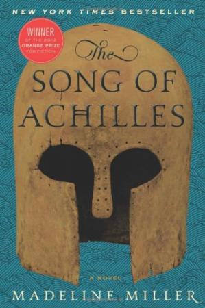 A capa do livro The Song of Achilles: A Novel