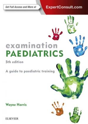 Book cover examination PAEDIATRICS: A guide to paediatric training