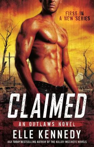 Book cover Claimed