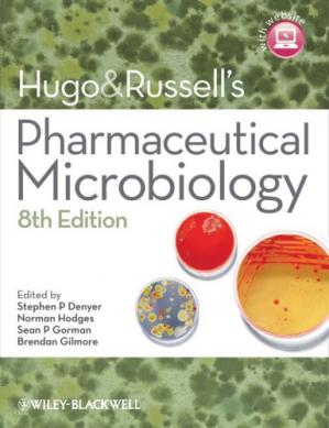 Book cover Hugo and Russell's Pharmaceutical Microbiology