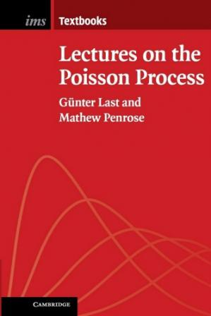 Book cover Lectures on the Poisson Process