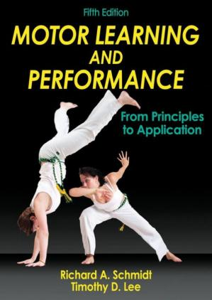 Book cover Motor Learning and Performance