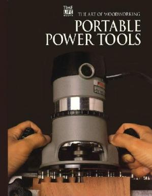 Buchdeckel The Art of Woodworking Portable power tools