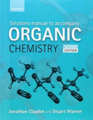 غلاف الكتاب Solutions Manual to Accompany Organic Chemistry