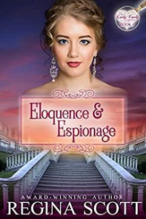 Book cover Eloquence and Espionage