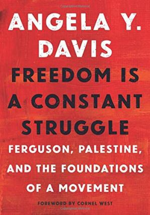 Book cover Freedom Is a Constant Struggle: Ferguson, Palestine, and the Foundations of a Movement