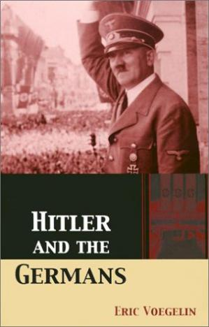 A capa do livro Hitler and the Germans