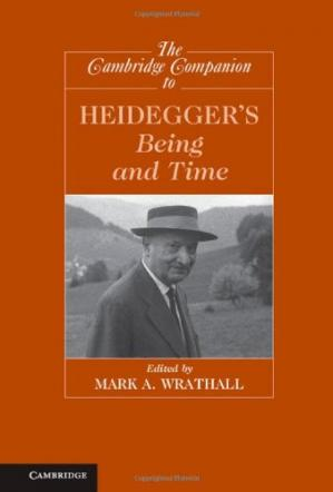 Book cover The Cambridge Companion to Heidegger's Being and Time