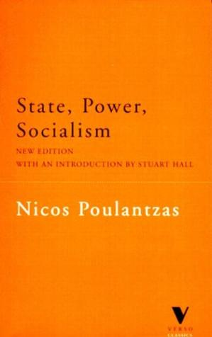 Book cover State, Power, Socialism