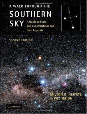 Portada del libro A walk through the southern sky: a guide to stars and constellations and their legends