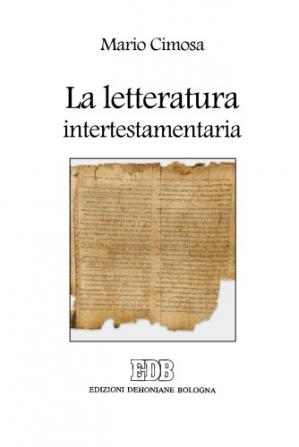 ปกหนังสือ La letteratura intertestamentaria