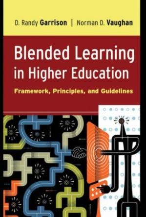 Book cover Blended Learning in Higher Education: Framework, Principles, and Guidelines