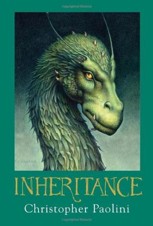 Book cover Inheritance (The Inheritance Cycle)