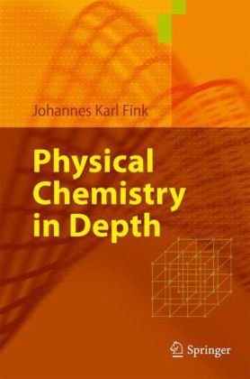 Book cover Physical Chemistry in Depth