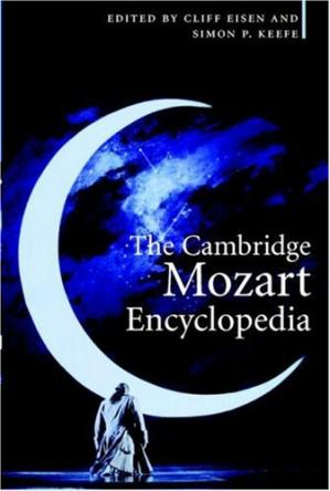 Book cover The Cambridge Mozart Encyclopedia