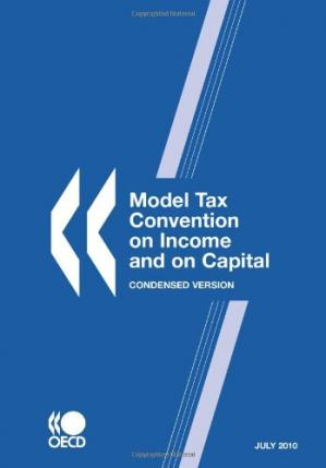 Copertina Model Tax Convention on Income and on Capital: Condensed Version 2010