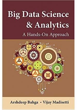 Okładka książki Big Data Analytics: A Hands-On Approach