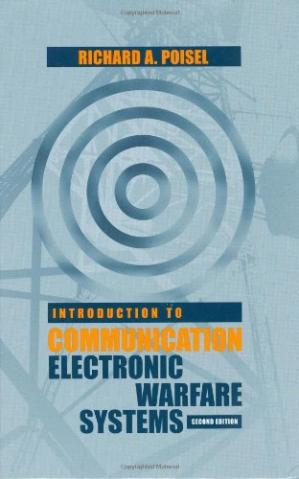Book cover Introduction to communication electronic warfare systems
