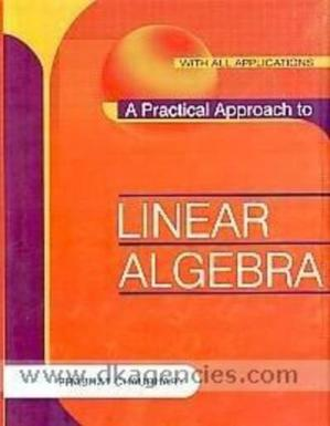 ปกหนังสือ A Practical Approach to Linear Algebra