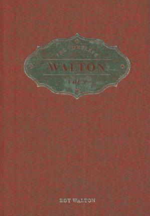 Buchdeckel The Complete Walton Vol.1